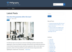 phpgraphy.org