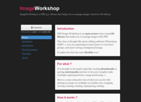phpimageworkshop.com
