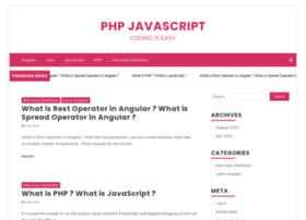 phpjavascript.com