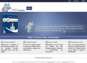 phplicengine.com