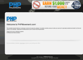 phpmovement.com