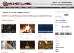 phpmyadmin-am.ambient-mixer.com