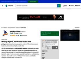 phpmyadmin.en.softonic.com