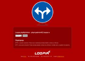 phpmyadmin462.loopia.rs