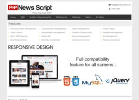 phpnewsscript.com