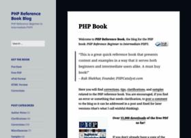 phpreferencebook.com