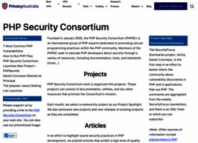 phpsec.org