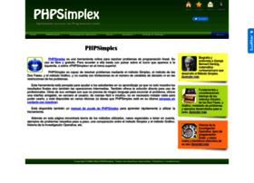 phpsimplex.com