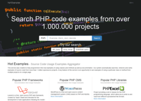 phpsrc.hotexamples.com