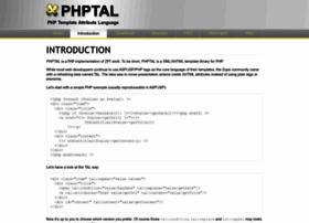 phptal.org