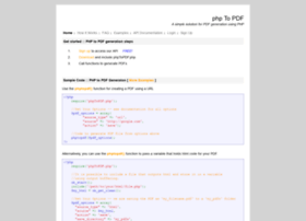 phptopdf.com