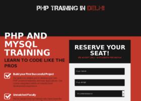 phptrainingindelhi.in