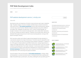 phpwebdevelopmentindia1.wordpress.com