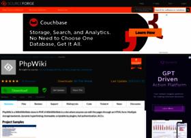 phpwiki.sourceforge.net
