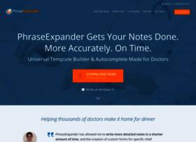 phraseexpander.com