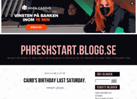 phreshstart.blogg.se