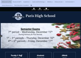 phs.parisisd.net