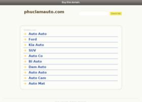 phuclamauto.com