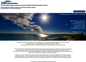 phuket-beachvillas.com