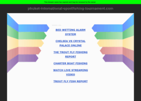 phuket-international-sportfishing-tournament.com