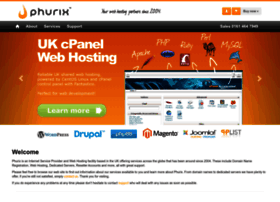 phurix.co.uk