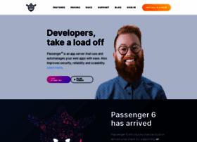 phusionpassenger.com