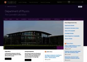 phy.cam.ac.uk