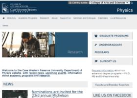phys.cwru.edu
