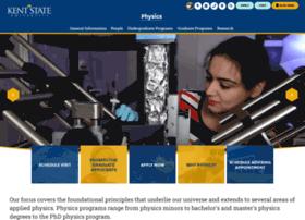phys.kent.edu