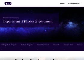 phys.tcu.edu