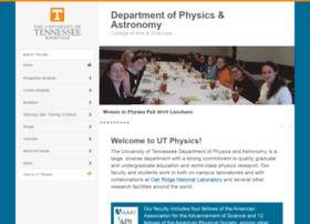 phys.utk.edu