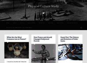 physicalculturestudy.com