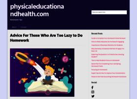 physicaleducationandhealth.com