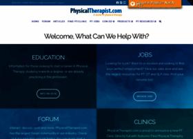 physicaltherapist.com