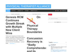 physicaltherapistalliance.com