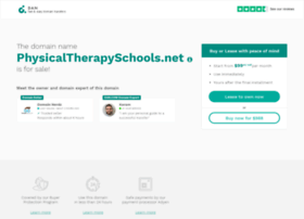 physicaltherapyschools.net