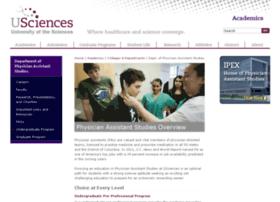 physicianassistant.usciences.edu