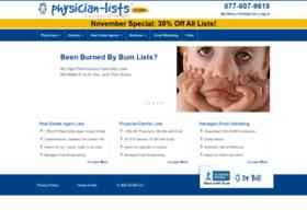 physiciandatabases.com