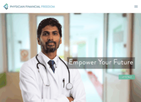 physicianfinancialfreedom.com