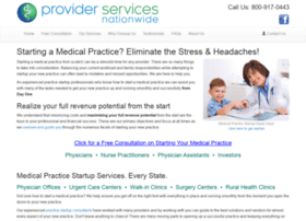 physicianpracticesetup.com
