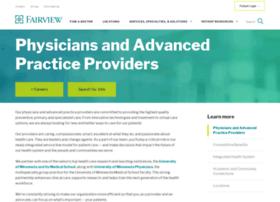 physicianrecruit.fairview.org