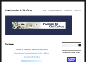 physiciansforcivildefense.org