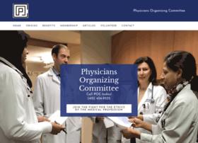 physiciansorganizing.org