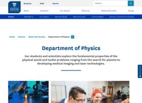 physics.auckland.ac.nz