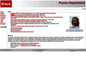 physics.brocku.ca