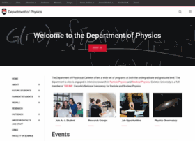 physics.carleton.ca
