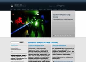 physics.cas2.lehigh.edu