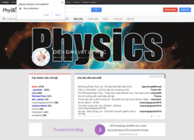 physics.forumvi.com