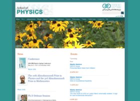 physics.ipm.ac.ir