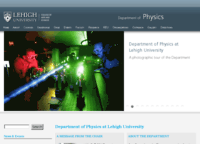physics.lehigh.edu